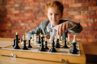 Шахматный онлайн турнир в Russian School Online