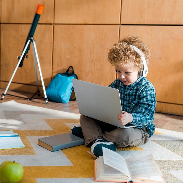 Как подключиться к онлайн уроку в Russian School Online
