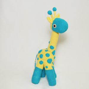 Giraffe_yellow