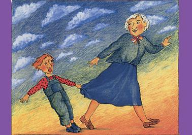 """""""Бабушка!"""" – кричит Фридер обложка"""