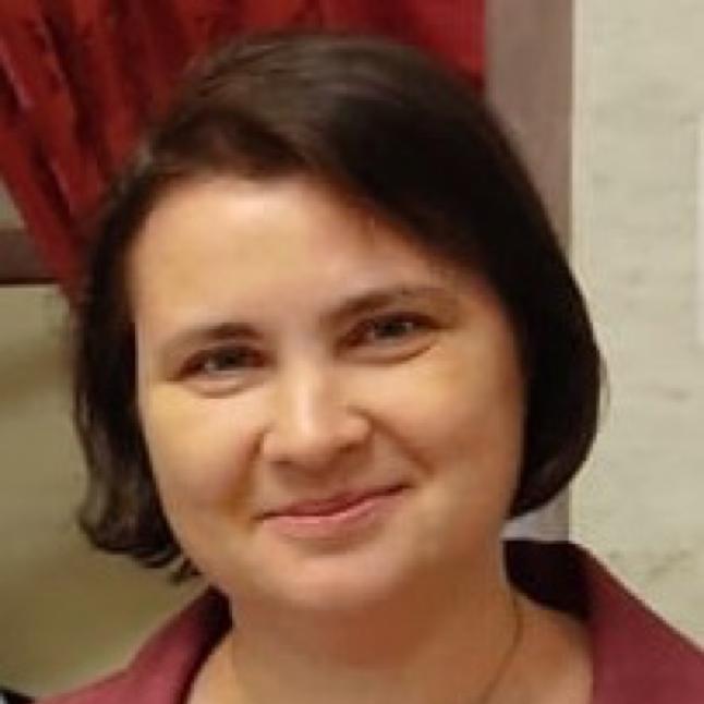 Виктория Горбушкина