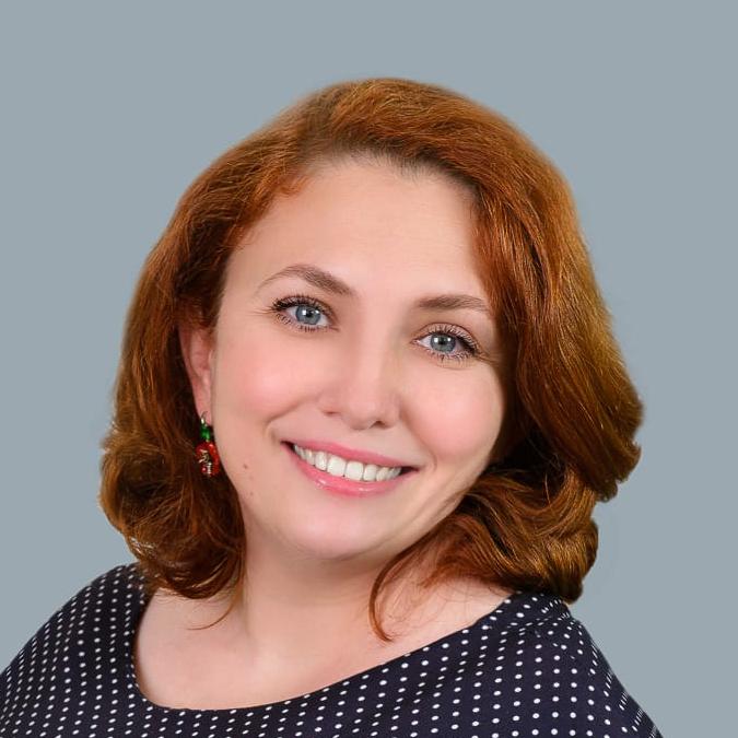 Светлана Усенко